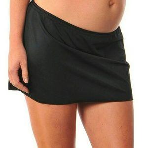 NWT Maternity Swim Skirt L Prego Maternity Wear